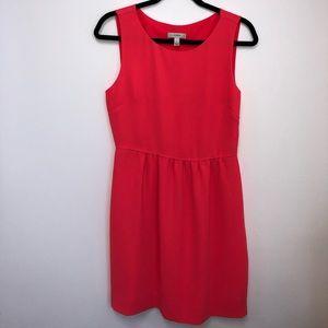 J Crew hot pink dress - Size 6 - like new